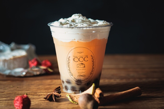 ccc cheese drink