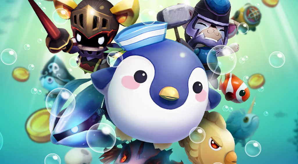 【FISH ISLAND2】 フィッシングアクション&バトルRPG事前登録をチェック☆ :PR