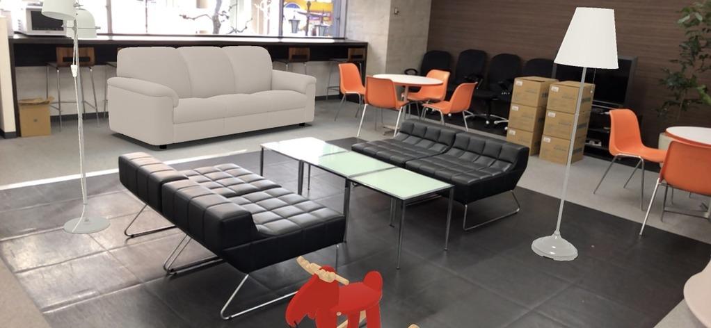 IKEA Placeで作ったAyamiのレイアウト