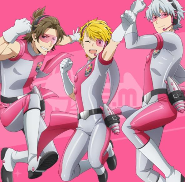 テレビアニメアイドルマスターサイドMのJupiter
