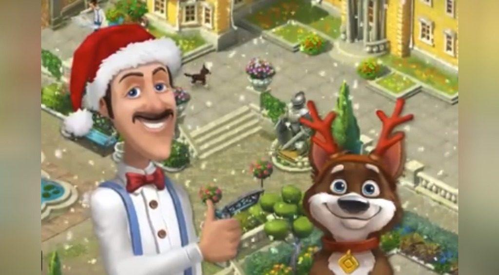 【速報】ガーデンスケイプがクリスマスイベント第一弾を開始!ホリデーデコも登場予定!