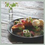 花冠のフレンチトーストが話題!『青山フラワーマーケット ティーハウス(Aoyama Flower Market TEA HOUSE)』