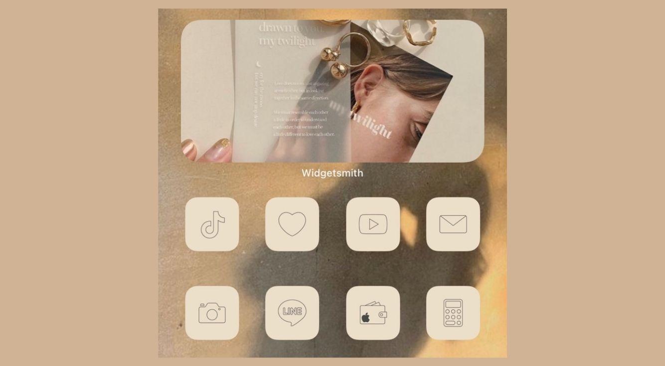 「AZ-icon」で可愛いアイコンセットをまとめてGET!ホーム画面を自分色にカスタマイズできちゃいます♡