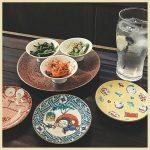 京成立石のレトロな居酒屋「ブンカ堂」をご紹介♡和風なキャラクターの取り皿が可愛すぎる♡
