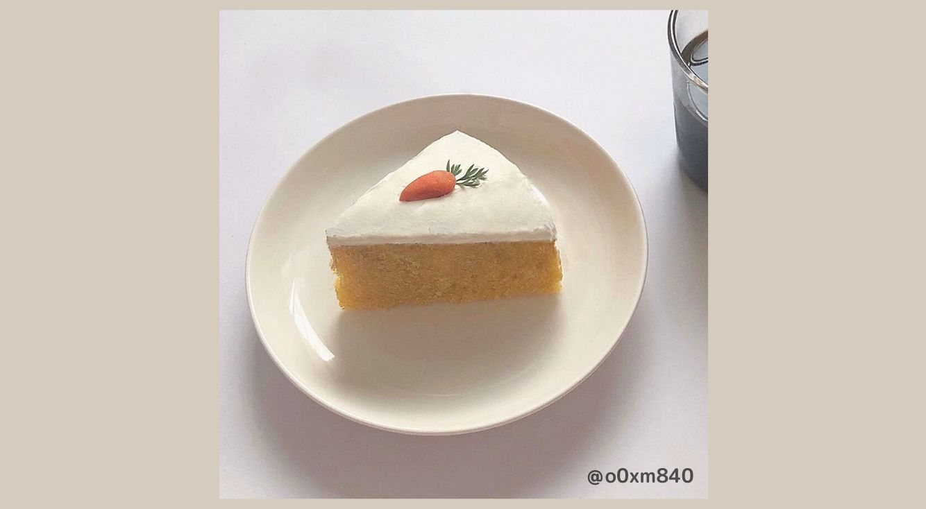 """韓国のカフェでも人気!""""まじで""""可愛い『キャロットケーキ』を紹介!"""