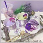 『Mrs.Charlotte(ミセスシャーロット)』の紫スイーツを特集!ラベンダーカラーのアイスやクレープがお洒落すぎる♡