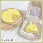 アニメに出てくるチーズみたい♡写真映えする#トムとジェリーのチーズケーキ を紹介!
