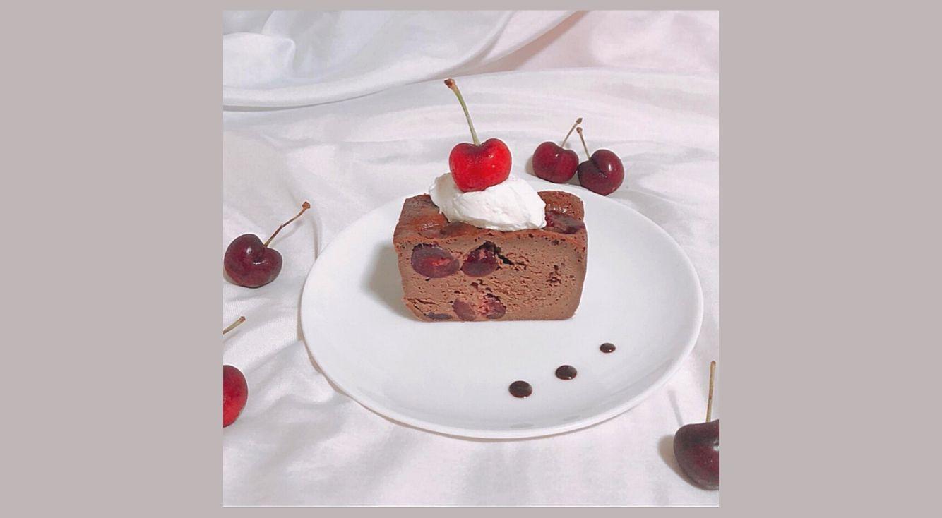インスタ映えする『アメリカンチェリー』を使った手作りスイーツ♡生チョコケーキの作り方も紹介♪