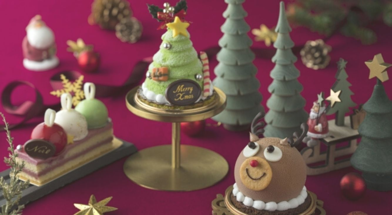 """シェラトン・グランデ・トーキョーベイ・ホテルで12月限定!""""クリスマス スイーツ&ベーカリー""""を販売"""
