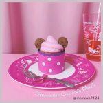 ディズニー公式レシピでストロベリーチョコチップマフィンを作ってみよう!可愛い撮り方も紹介♡