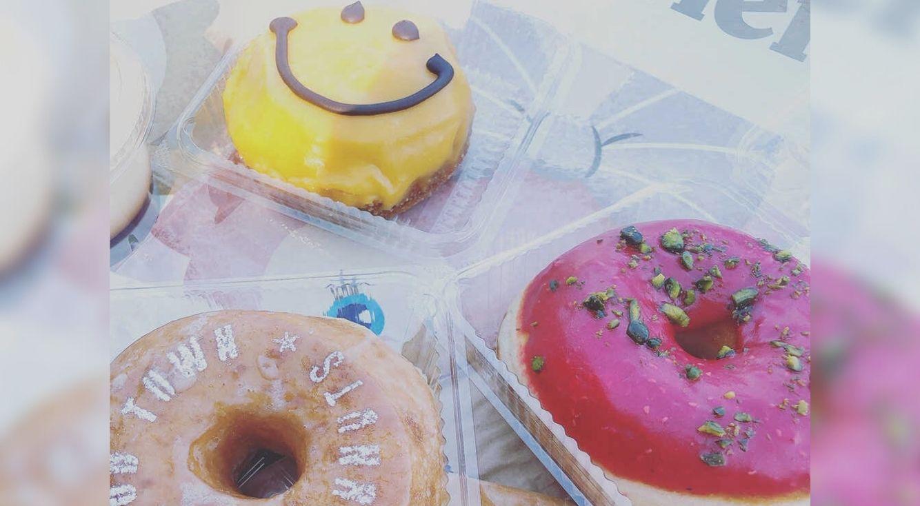 『#おしゃピク 』のマストアイテム♡GOOD TOWN DOUGHNUTS(グッドタウンドーナツ)がめっちゃ可愛い!