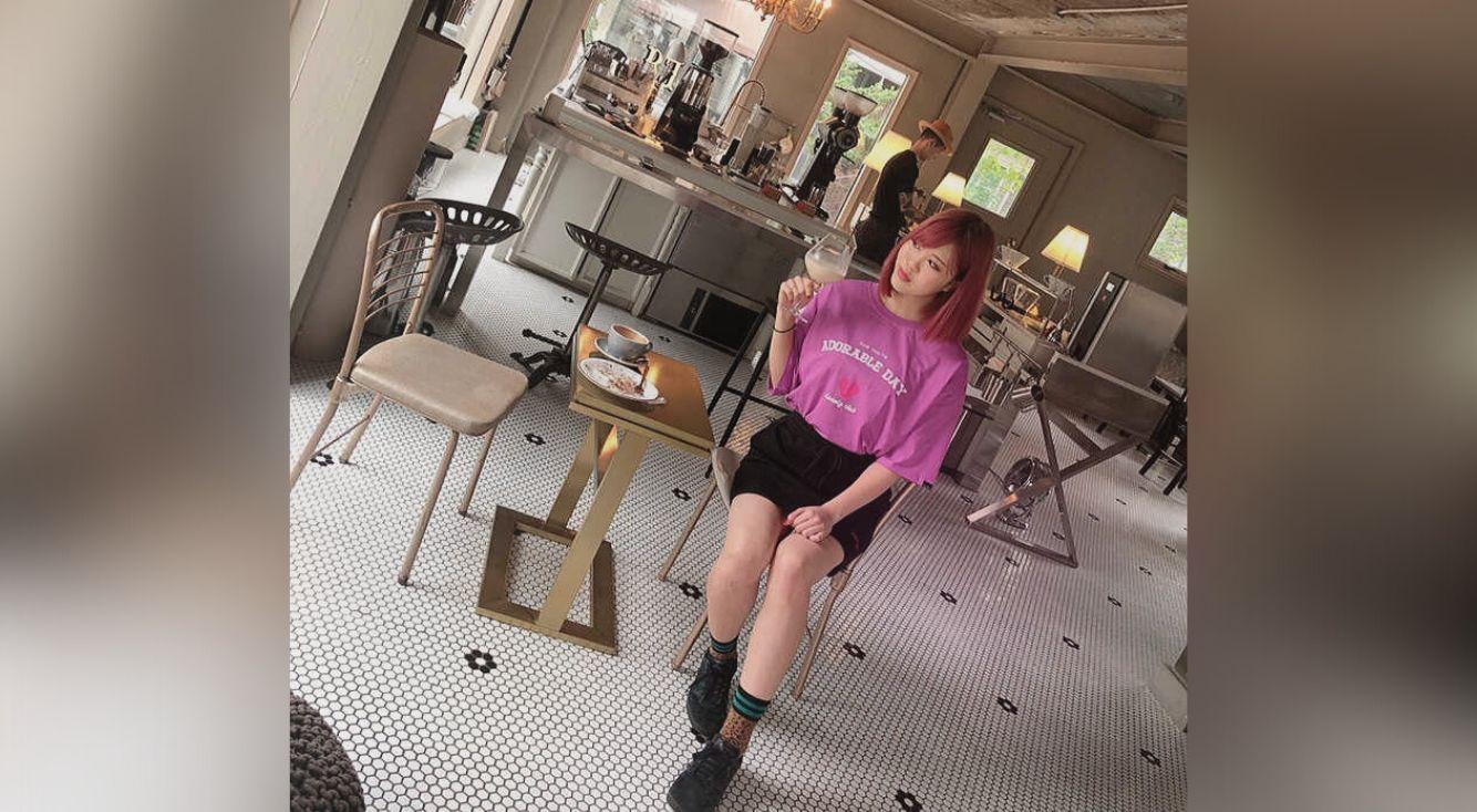 韓国cafe『Espresso Boutique』ワイングラスのミルクティーやお洒落な店内に注目♡