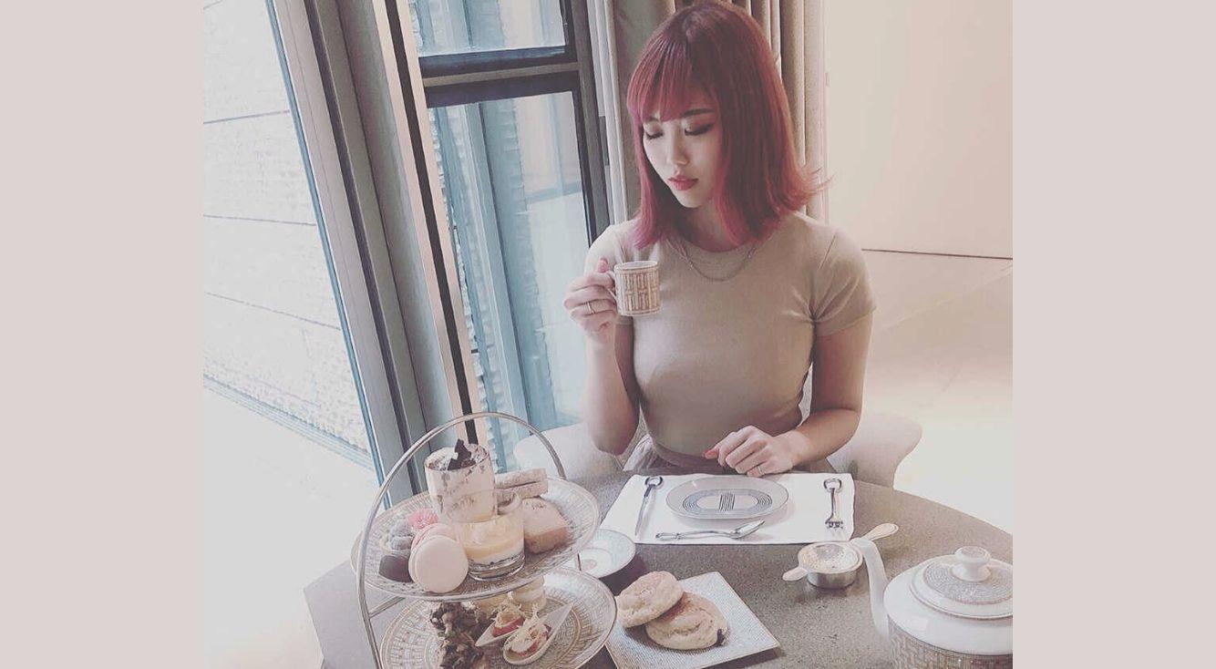 韓国cafe『HERMES CAFE MADANG(エルメスカフェマダン)』極上のアフタヌーンティを♡