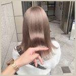 この冬おすすめの艶髪ハイトーンヘアカラーを紹介!カラーを維持する秘訣やケア方法は?