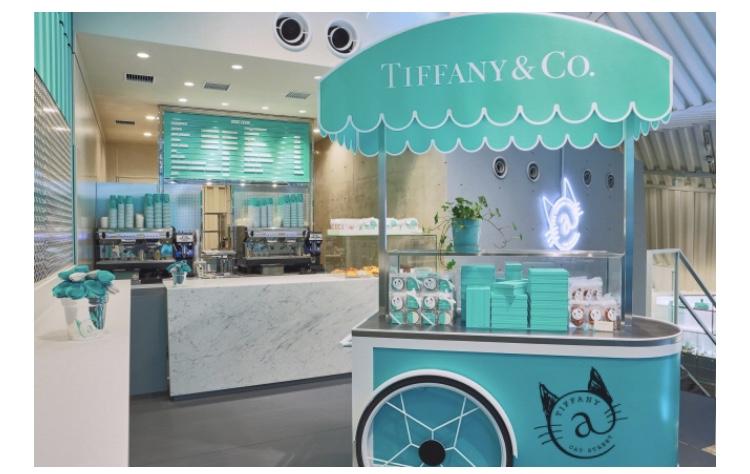 Tiffany-cafe