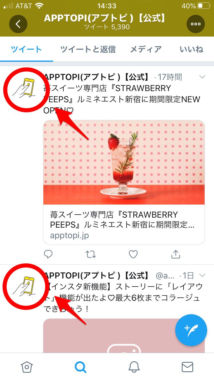 Twitterアイコンアプトピ-2