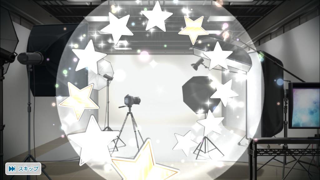 シャニライ独占取材ブロマイド撮影MV前半
