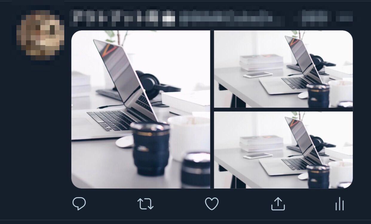 画像3枚のとき