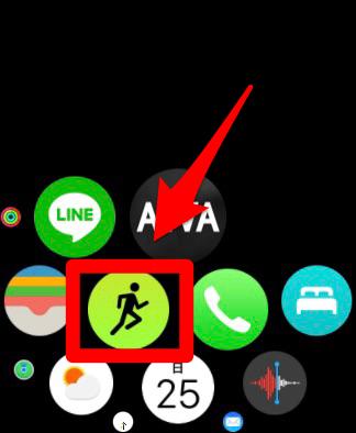 ワークアウトアプリ