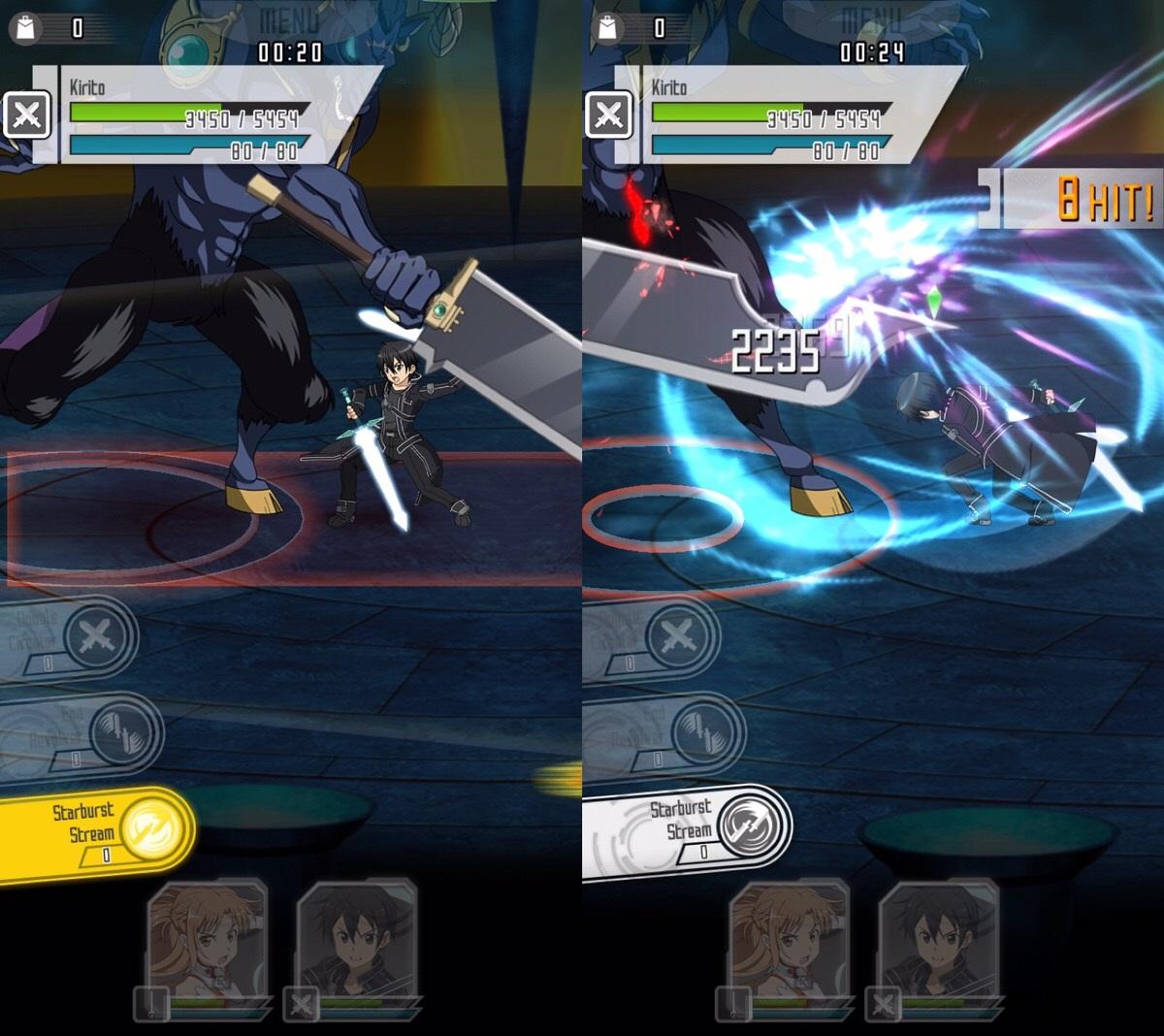 SAOのアプリ