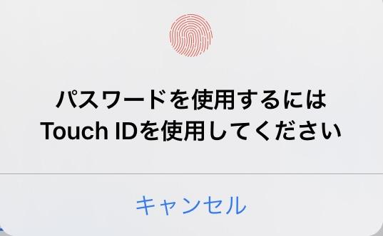指紋認証画像