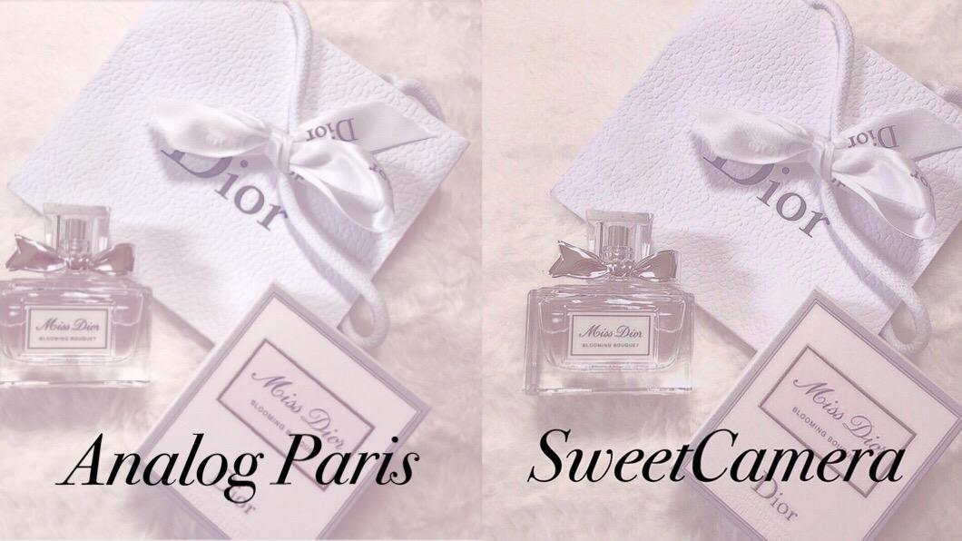 sweetcamera-Analog Paris