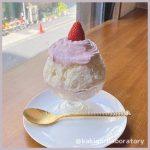 【大阪】夏は絶対行きたい「かき氷研究所」!種類豊富な美味しいかき氷メニューを紹介♡