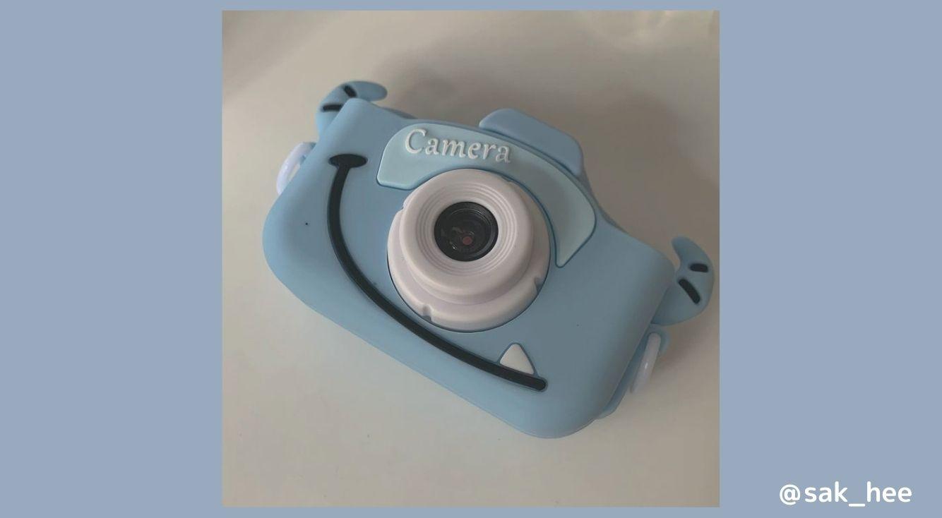 「キッズカメラ」でレトロな写真を撮ってみよう♡使い方や値段、購入方法などを紹介!