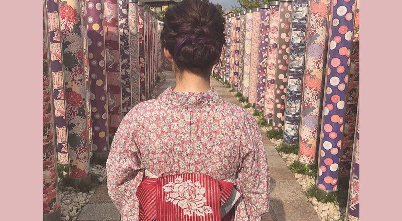 【京都旅行】着物をレンタルして観光はいかが?おすすめ着物レンタル屋さん「イロドリキョウト」♡