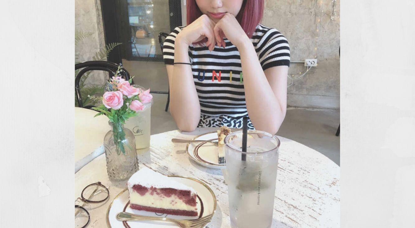 韓国cafe 『C27 CHEESECAKE & COFFEE』濃厚チーズケーキが激ウマ♡