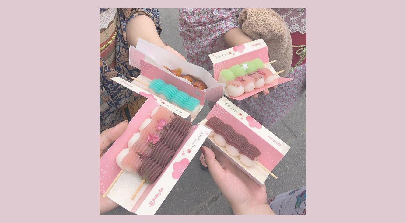 【京都旅行】着物で食べ歩きするならココ♡おすすめのお店を紹介