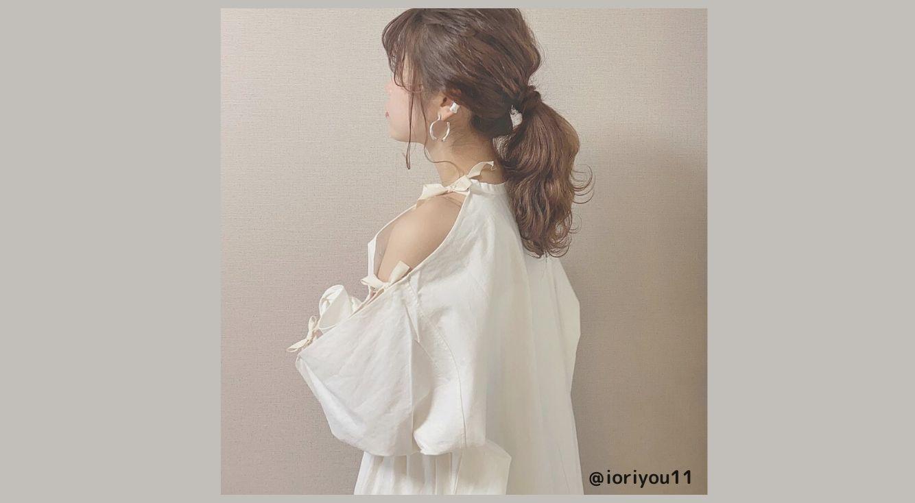 夏デートの髪型は「ポニーテール」がおすすめ♡簡単で可愛いヘアアレンジ16選!