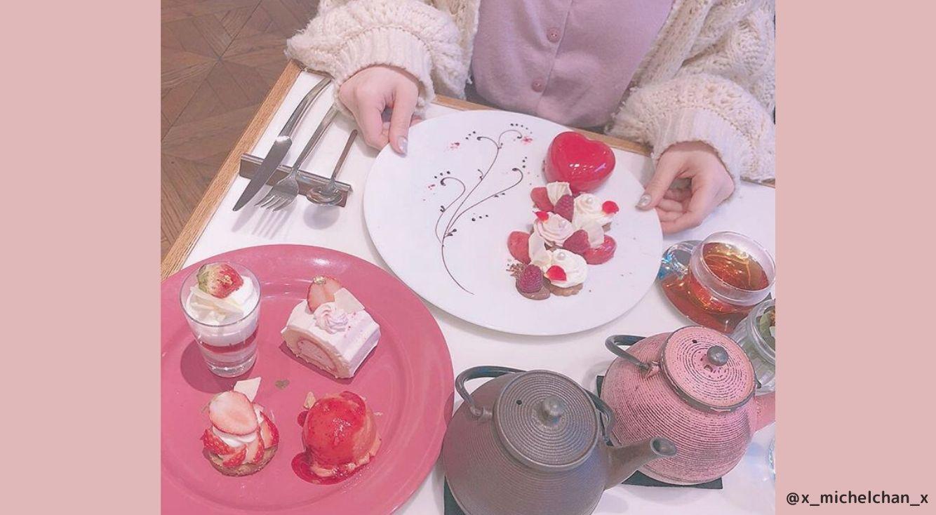 NEWoMan新宿の大人かわいいカフェ【SALON BAKE & TEA】