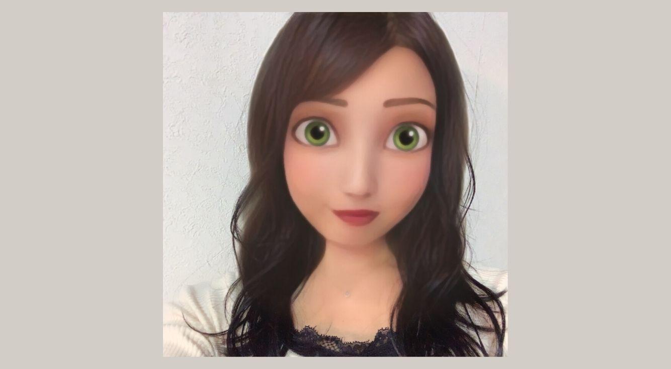 【SNOW】アニメのキャラクターのような顔になれるCartoonフェイススタンプを紹介!