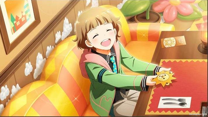 キラキラ笑顔の魔法】姫野 かのん