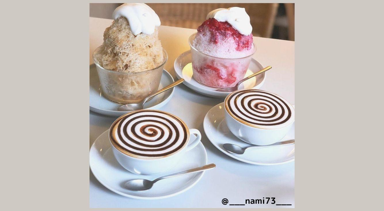 福岡の人気カフェ「そふ珈琲」♡焼きりんごやかき氷、ぐるぐるコーヒーなど可愛すぎるメニューを紹介!