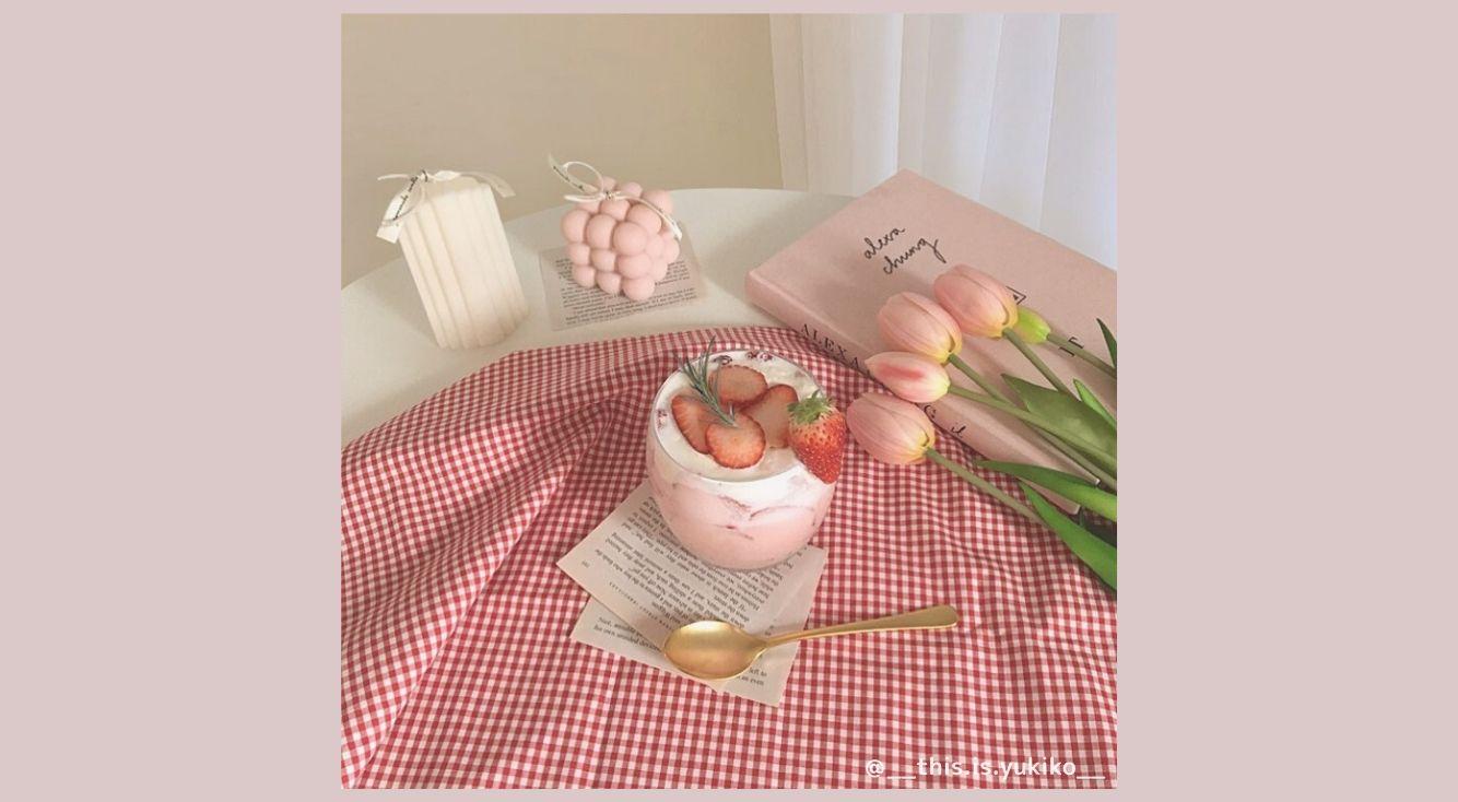 韓国で大人気のいちごミルク「タルギウユ」がおうちカフェで作れちゃう!レシピを紹介!
