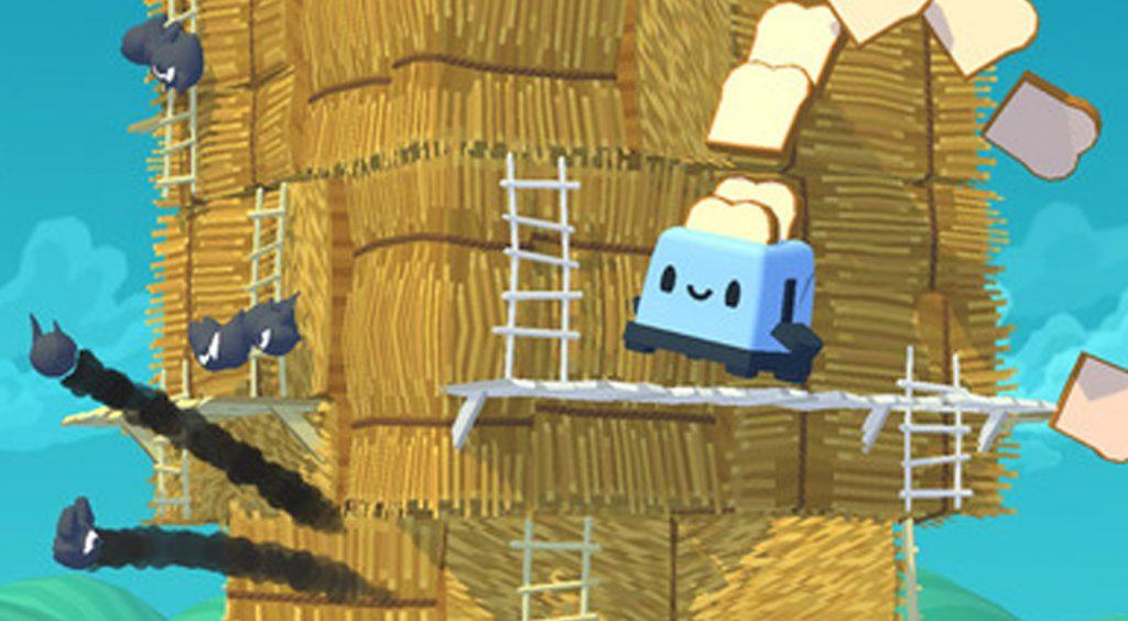 遊べばかわいく思えてくる? 鳥、タワーに登る。【Twisty Sky】