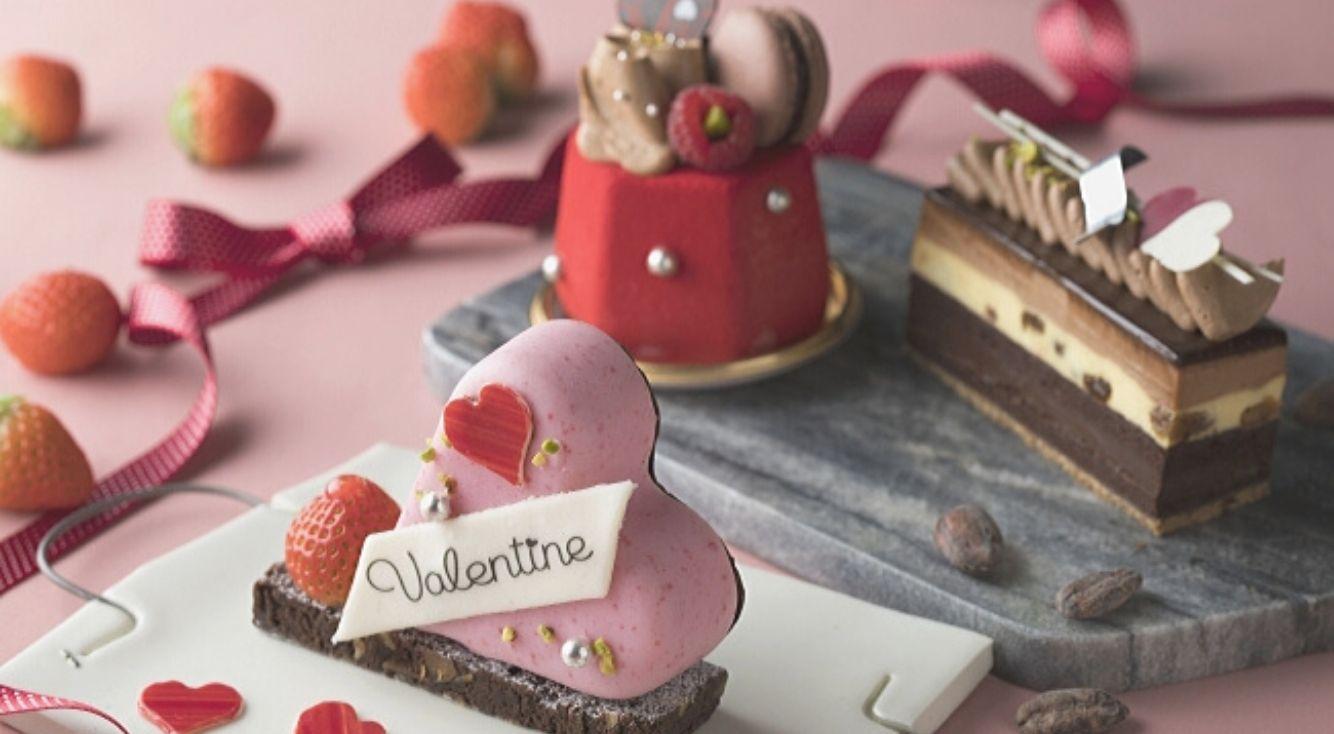 2月限定!シェラトン・グランデ・トーキョーベイ・ホテルのバレンタインメニュー