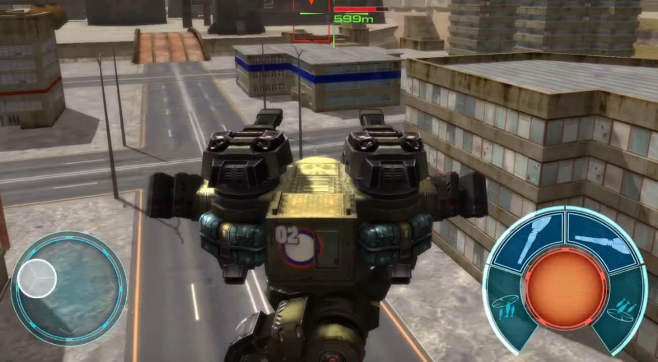 気分はシンジ?アムロ?ロボットで戦い合うオンラインアクションゲーム!【War Robots】 :PR