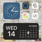 【Widgetsmith(ウィジェットスミス)】好きな色の時計やカレンダーでホーム画面を可愛くカスタマイズ!使い方を徹底解説します♡