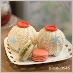 大阪 「ケントハウス 本店」のまるで毛糸玉みたいなケーキがかわいい!お家カフェにもオススメ!
