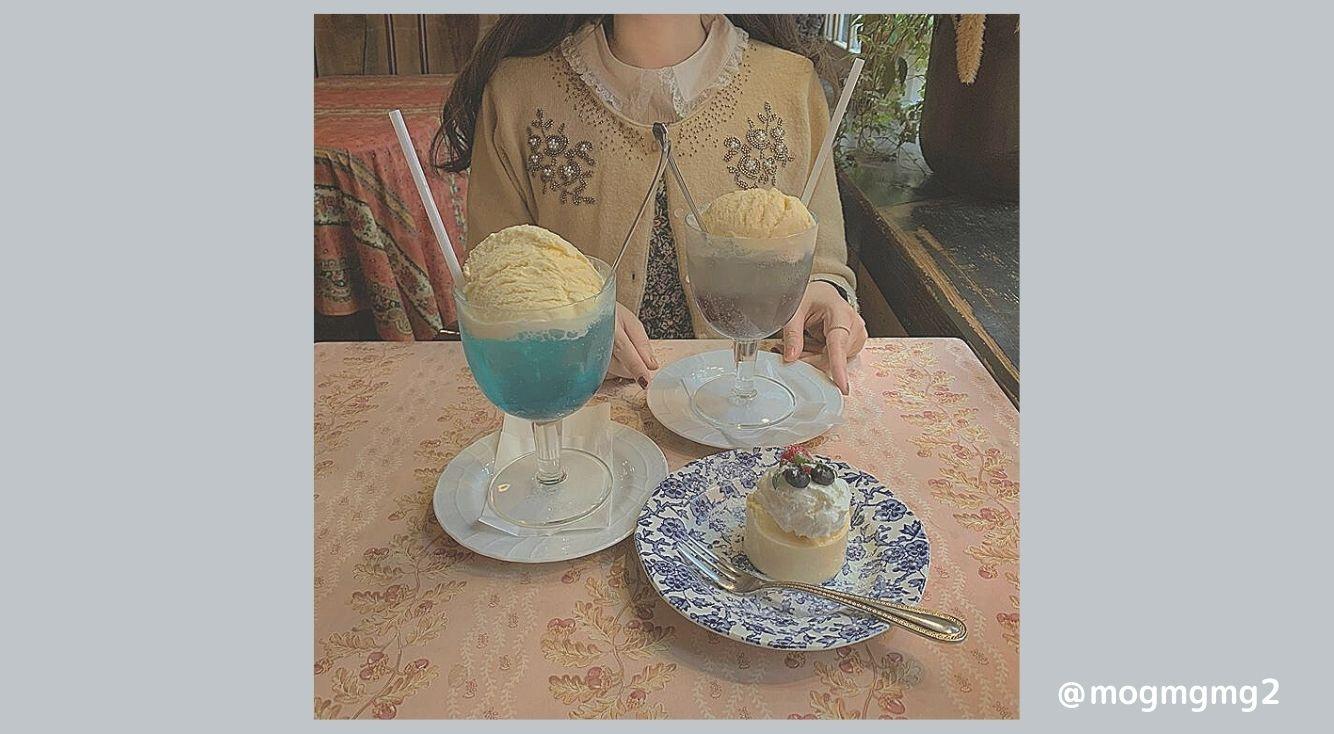 吉祥寺の喫茶店「ゆりあぺむぺる」特大アイスが載ったクリームソーダが可愛い♡気になるメニューを一挙紹介!