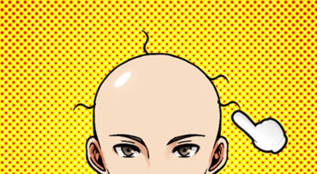 無駄毛を売って育毛剤を買う…!?彼の頭皮をサクセス!【ハゲが髪を生やすまで】