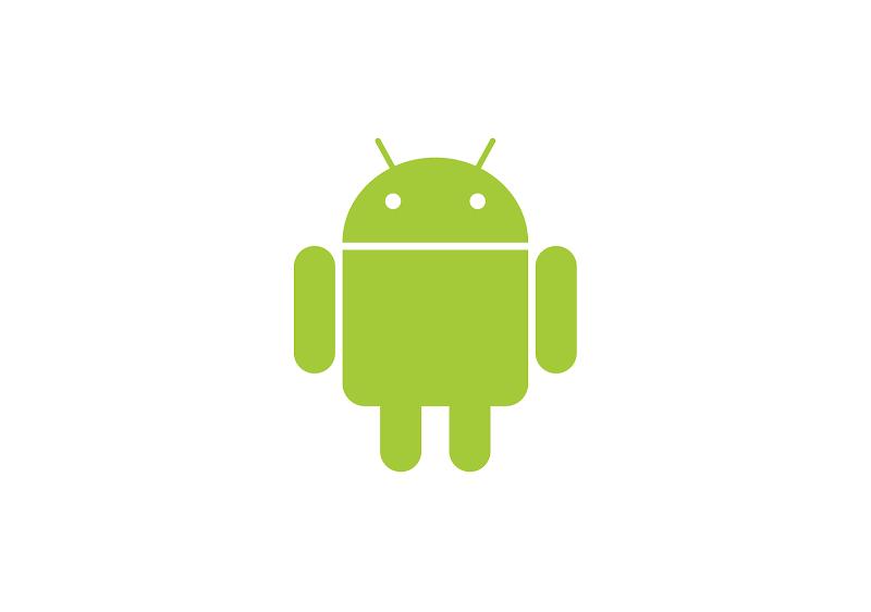 androidのキャラクタードロイド君