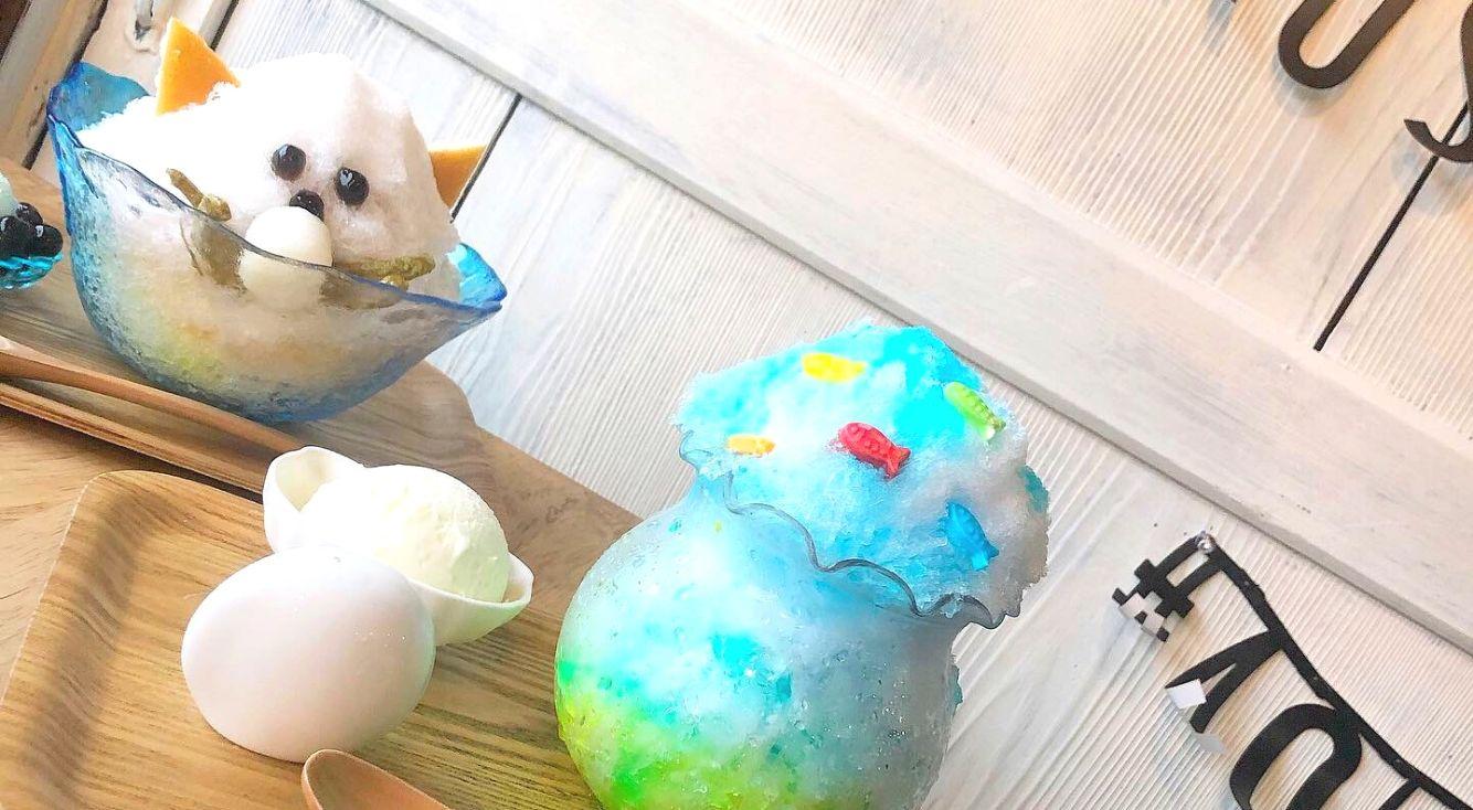 【レポ】タピオカミルクティー味のスイーツがブームの予感?見た目もかわいい、佐久島のカフェ『aohana(アオハナ)』