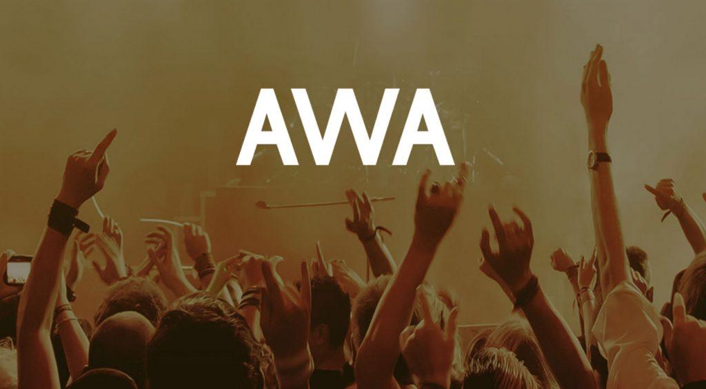 共有することでもっと音楽を楽しめるアプリ【AWA Music】 :PR