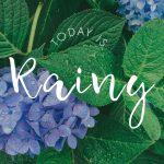 梅雨に使いたくなるGIFまとめ♡定番から可愛いイラストまで紹介します♡