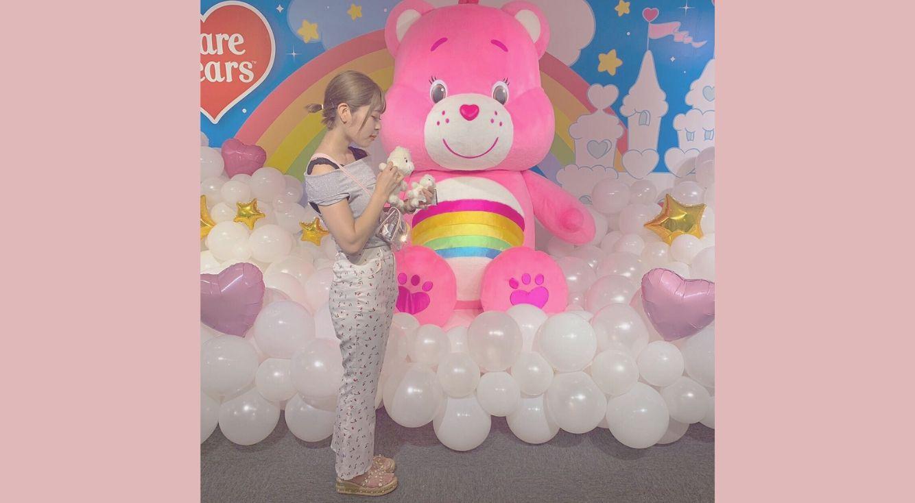 かわいいフォトスポットがたくさん♡8/26まで松屋銀座で開催中のケアベア™展に行ってきたよ!