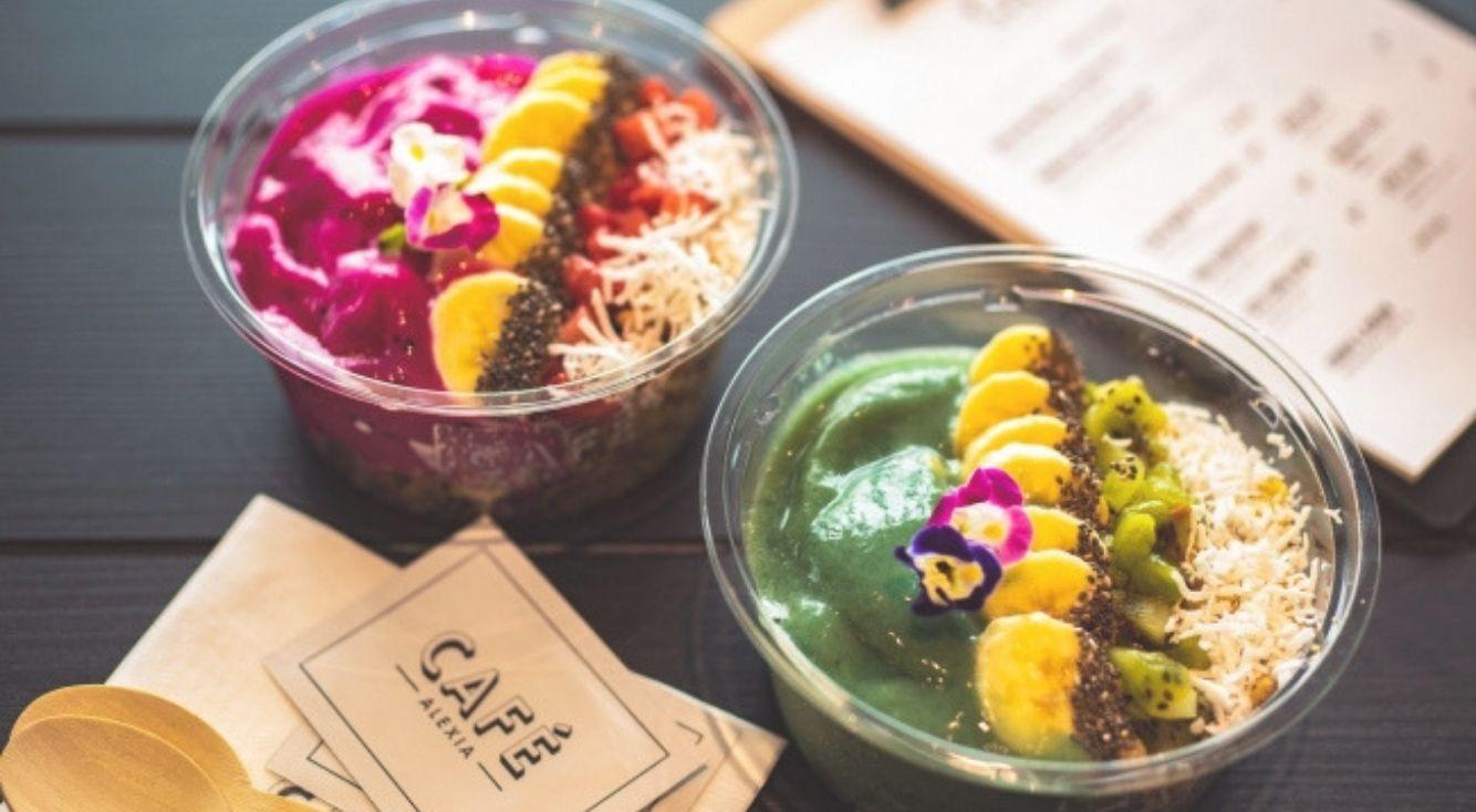 ビキニが人気のブランド『ALEXIA STAM』が初のカフェをオープン!